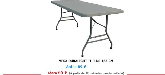 Mesa Duralight II