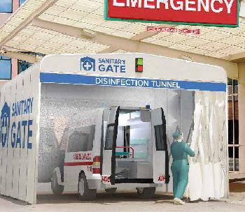 Equipos y vehíuclos de emergencia